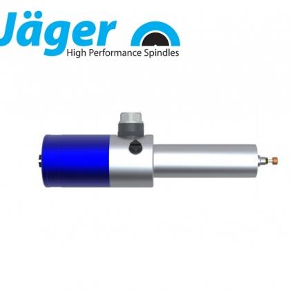供应德国品牌Jager小型超高速10万转雕铣磨削电主轴