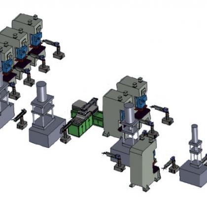 冲床机械手SXPR5-18
