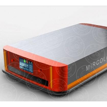汽车装配专用agv小车重载型米克力美agv自动搬运车