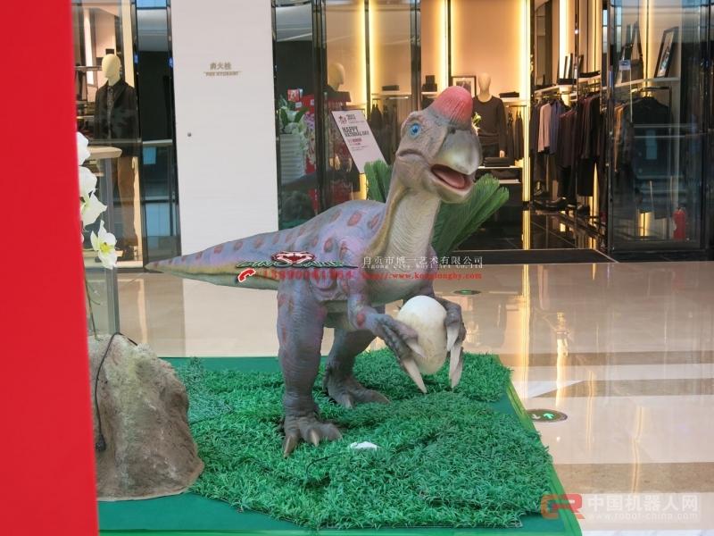 仿真恐龙——偷蛋龙