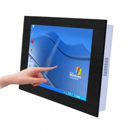 10.4寸嵌入式工业平板电脑供应商研源工控