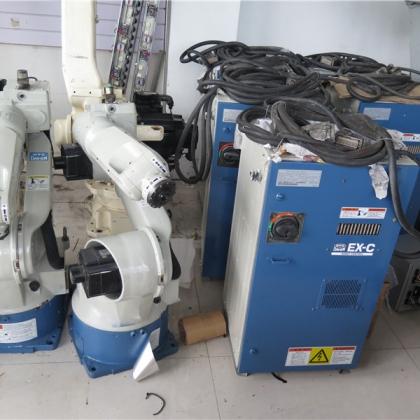 EX-MVB EX-C 二手OTC焊接机器人 工业机械手 现货销售 拍前请议价