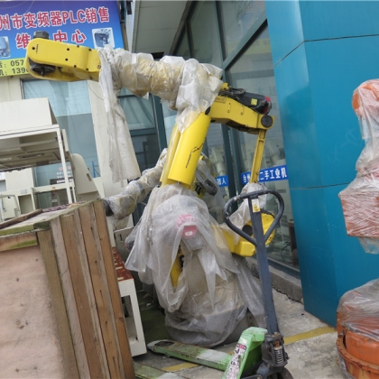 二手FANUC 机器人 S-420iF 工业机器人