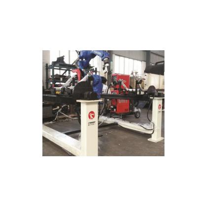 锋元焊接机器人--- FY-16001童车铝车架焊接工作站
