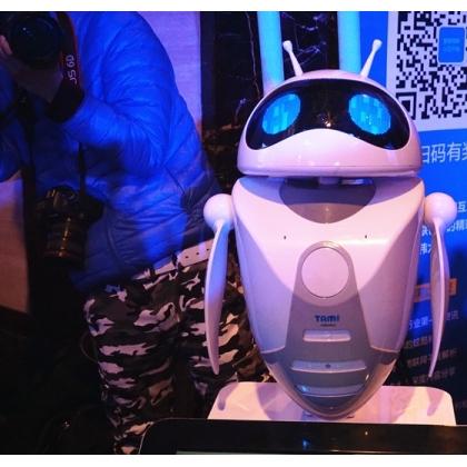 迎宾、接待、主持机器人