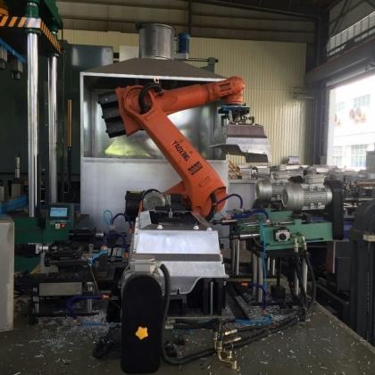 打磨机器人工作站
