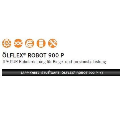 LAPP ÖLFLEX® ROBOT 900 P线缆