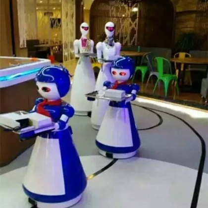穿山甲机器人以旧换新开始啦!!!!