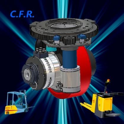 CFE意大利AGV驱动轮,精准定位更快一步
