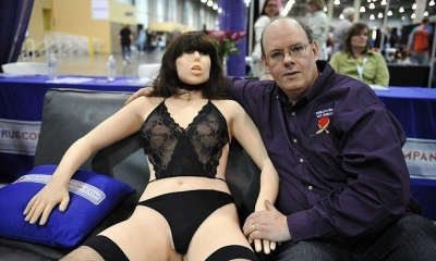 调查显示性爱机器人可减少性疾病传播与非法性交易,你想跃跃欲试吗?
