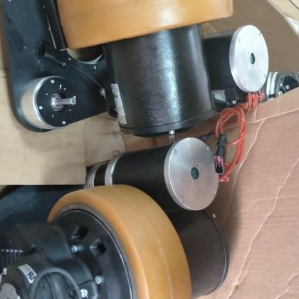 全向驱动舵轮-重负载AGV专用驱动-转向驱动舵轮