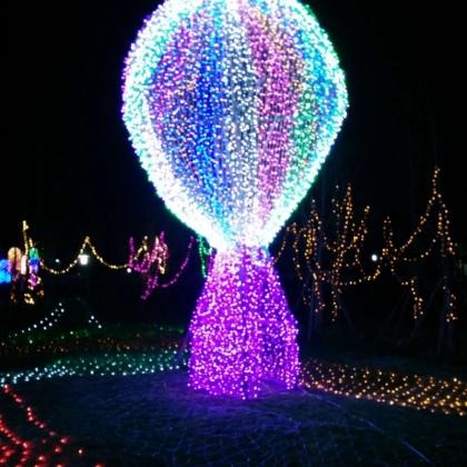 我想做梦幻灯光节,在哪里可以买到造型灯或生产厂家