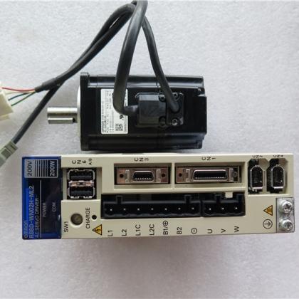 二手欧姆龙伺服电机R88M-W20030T-S2 R88D-WN02H-ML2 台州信达