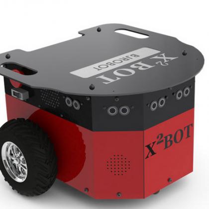 供应X2BOT ROS系统 轮式移动机器人开源开发平台