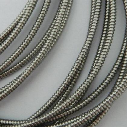 内径3mm不锈钢软管,304材质小口径穿线金属软管