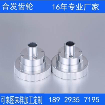 厂家加工定做 铝合金带轮 同步带轮 齿形轮 XL L H XH 3M 5M 8M
