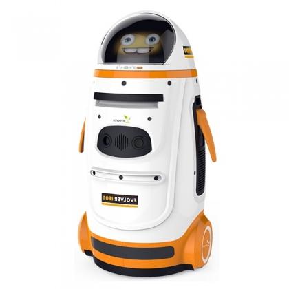 星探小胖服务型机器人