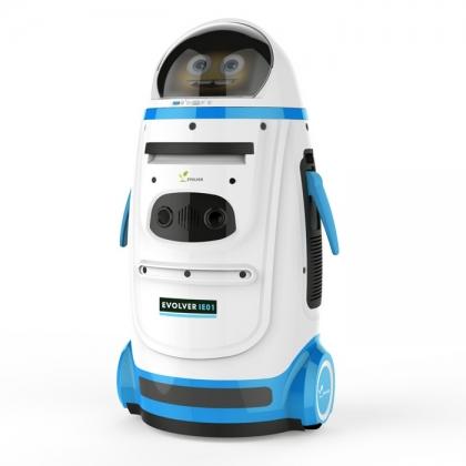小胖商务版顶配接待机器人