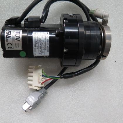 SGMAH-A5AAA2S 二手安川伺服电机带谐波减速机 台州信达