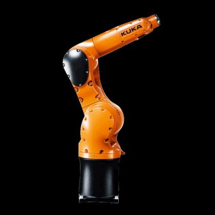 星探KUKA KR 10/6 装配机器人