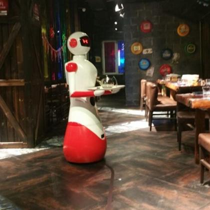 机器人租赁 迎宾+领位点餐+送餐 技术领先 厂家直销/租赁