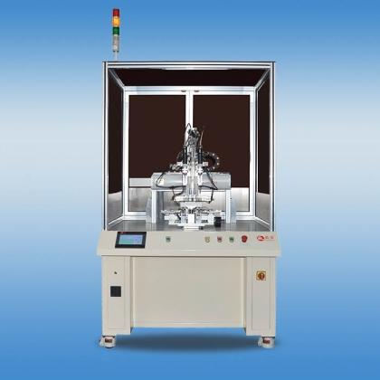 螺丝机专业制造商嘉宝新品吹吸结合锁闸刀开关螺丝机 双电批式机器人
