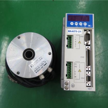FHA-17C-100-S248-C HA-675-2A 二手HD电机加驱动器 台州信达