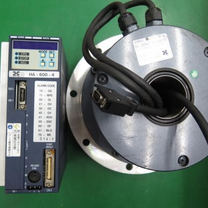 FHA-40B-5036-E150 HA-600-4 二手HD电机加驱动器 台州信达