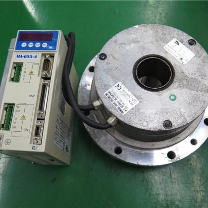 FHA-40C-100-E250-C HA-655-4 二手HD电机加驱动器 台州信达