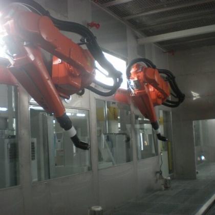 高性价比喷涂机器人 全自动化智能喷涂机器人