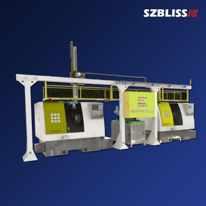 上海自动化数控机床上下料机械手 CNC加工机械臂机器人
