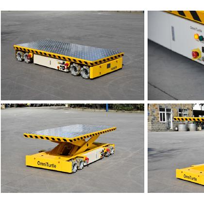 航发HTL重型全方位移动平台 全向车 麦克纳姆轮AGV