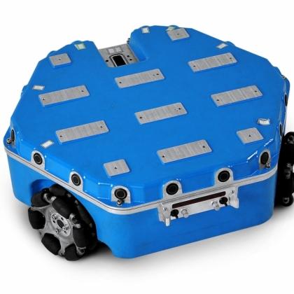 航发Navigator Q1 三轮全向移动平台 移动机器人 全方位大学开发平台
