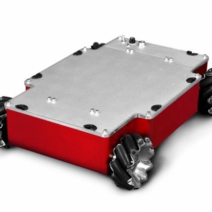 航发 Compass Q2 四轮全向平台 移动平台   移动机器人