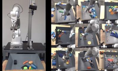 谷歌让机器人在云端协同学习 新技能高效get