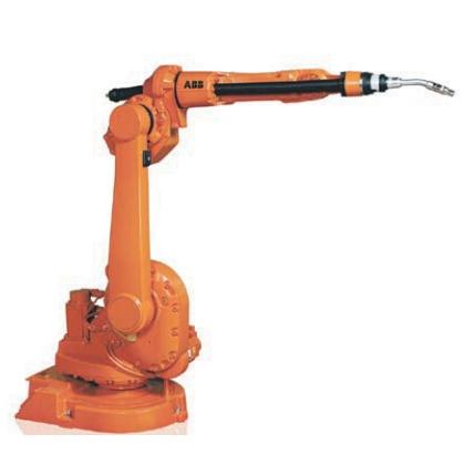 供应ABB工业机器人 IRB 1600ID 弧焊用机器人