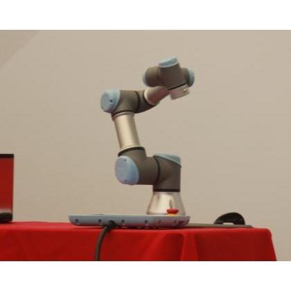 丹麦优傲UR机器人总代理 UR3 6轴机械手 工业机器人手臂