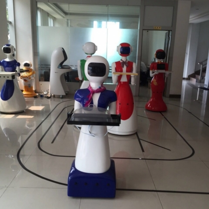 丹建机器人,服务机器人,工业机器人