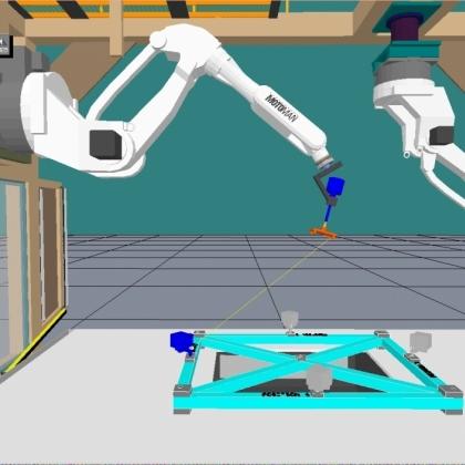 机器人标定系统