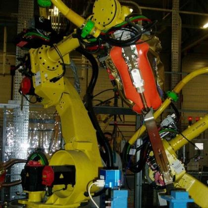 机器人校准系统