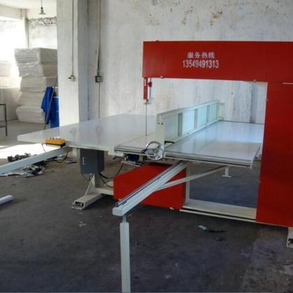直切机厂家供应北京恒翔海绵直切机,海绵立切机