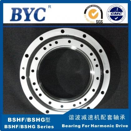 BSHF/BSHG型谐波减速机配套十字交叉滚子轴承-BYC博盈轴承