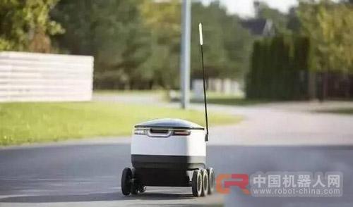 京东加码无人技术 物流机器人上演 斗天 大戏