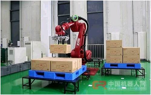 零距离感受京东智慧物流黑科技 没想到机器人竟然已经这么厉害了