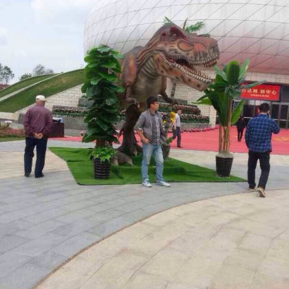 仿真恐龙出租租赁恐龙模型出租租赁厂家报价出租