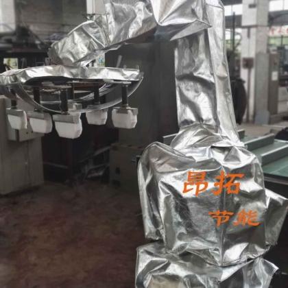ABB IRB6700机器人耐高温防护罩,ABB机器人防护罩,防尘