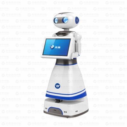 迎宾机器人/引导服务机器人/银行机器人/酒店机器人