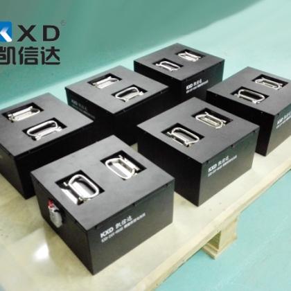 KXD-24V-100AH搬运机器人锂电池 磷酸铁锂电池