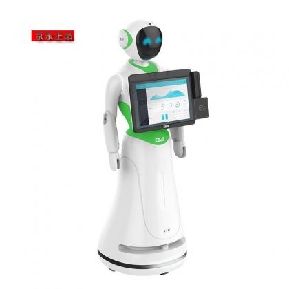 公共服务机器人人脸识别技术