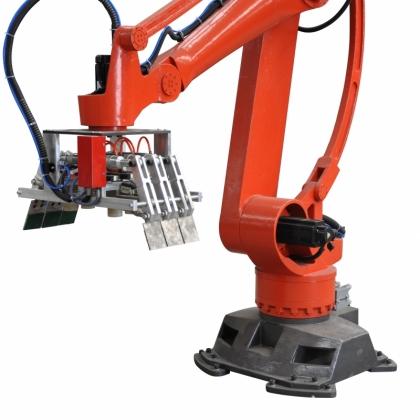 山东巨鼎机器人——码垛机械手